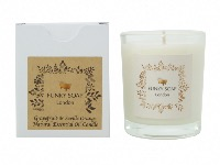 Zesty Grapefruit & Orange Natural Essential Oil Candle, 9cl