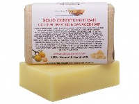 Solid Conditioner Bar For Colour Treated & Damaged Hair, 1 Bar of 95g