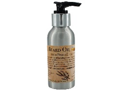 Natural Beard Oil with Pine & Eucalyptus, 100ml