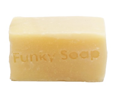 1 PIECE OATMILK AND ARGAN OIL SOLID SHAMPOO, FRAGRANCE FREE, NATURAL & HANDMADE, APPROX 120G