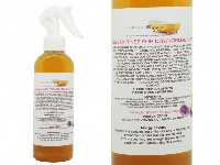 VINEGAR RINSE FOR DRY/NORMAL HAIR, NATURAL AND FREE OF CHEMICALS, 250ML