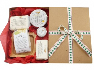 Cleansing Pamper, Christmas Gift Box