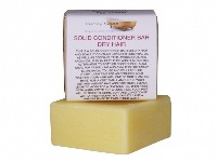 Solid Conditioner Bar For Dry Hair, Travel Size 1 Bar of 65g