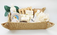 LUXURY FUNKY SOAP GIFT BASKET