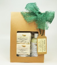 "1x FUNKY SOAP GIFT BOX ""HERBAL TREAT BOX"""