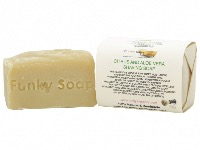 Citrus & Aloe Vera Shaving Soap, Natural & Handmade, Approx 120g