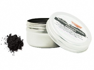 Activated Charcoal Powder, 1 Tin of 25g