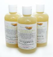 1 BOTTLE LIQUID TEA TREE NEEM OIL BODY & FACE WASH, HANDMADE & NATURAL, APPROX 250ML