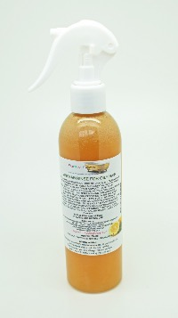 1BOTTLE VINEGAR RINSE FOR OILY HAIR, NATURAL AND FREE OF CHEMICALS, 250ML