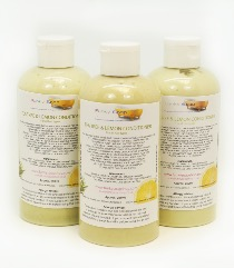 1 BOTTLE TEA TREE AND LEMON HAIR CONDITIONER, HANDMADE & NATURAL,     APPROX 250ML
