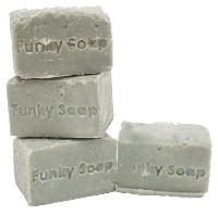 1 PIECE DEAD SEA SPA SOAP, HANDMADE AND NATURAL, APPROX 120G