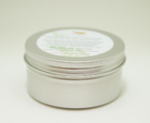 1 TUB OLIVE & MORINGA DEEP CONDITIONING CREAM FOR DRY/MATURE SKIN, REFILLABLE ALUMINIUM TUB, 150g
