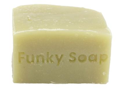 1 PIECE NETTLE AND MARSHMALLOW ROOT SOLID SHAMPOO BAR,  NATURAL & HANDMADE, APPROX. 120G