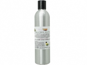 Tea Tree Neem Oil Liquid Face & Body Wash, Refillable Aluminium Bottle of 300ml