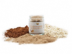 Ginseng Soothing, Botanical Exfoliating Powder Face Mask, 40g