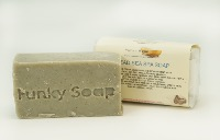 1 PIECE DEAD SEA SPA SOAP, HANDMADE AND NATURAL, APPROX 65G