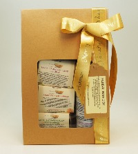 "1x FUNKY SOAP CHRISTMAS EDITION ""HERBAL HAIR BOX"""