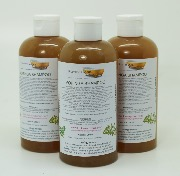 1 BOTTLE LIQUID MORINGA SHAMPOO, APPROX 250ML