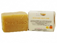 Banana & Honey Soap, Natural & Handmade, Approx 120g