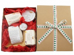 Herbal Soothing Pamper, Christmas Gift Box