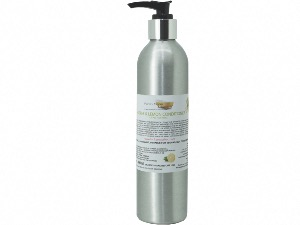 Tea Tree And Lemon Hair Conditioner, Refillable Aluminium Bottle, 300ml