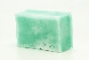 1 PIECE TEA TREE AND PEPPERMINT GLYCERINE SOAP, APPROX. 95G