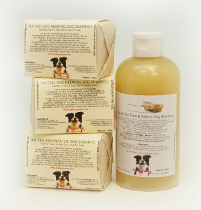 "1x FUNKY SOAP GIFT BOX ""LOVE YOUR DOG"""
