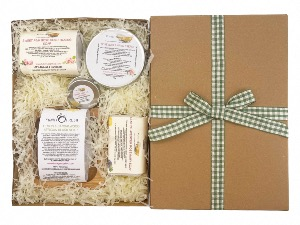 Herbal Soothing Pamper, Gift Box
