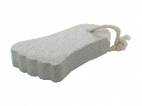 Natural Volcanic Lava Pumice Stone, Foot