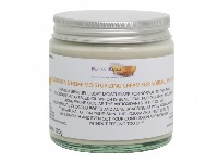 Calendula & Hemp Moisturising Cream For Normal & Oily Skin, 1 Glass Tub Of 120g