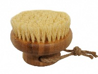 Vegan Exfoliating Round Body Brush
