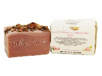 Pink Sweet Rose Conditioning  Soap, Natural & Handmade, Approx 120g