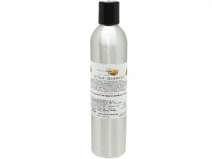 Liquid Nettle & Herb Shampoo, Refillable Aluminium Bottle, 300ml