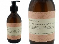 Patchouli & Sweet Orange Hand & Body wash, Glass Bottle of 250ml