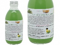 Tea Tree Neem Oil Liquid Shampoo, Glass Bottle of 250ml