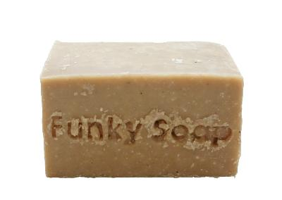 1 PIECE LIQUORICE ROOT COMPLEXION SOAP, NATURAL & HANDMADE, APPROX 120G