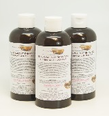 1 BOTTLE LIQUID BLACK WALNUT SHAMPOO FOR BROWN & BLACK HAIR, APPROX 250ML