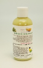 1 BOTTLE LIQUID TEA TREE NEEM OIL BODY & FACE WASH, HANDMADE & NATURAL, APPROX 150ML