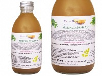 Liquid Moringa Shampoo, Glass Bottle of  250ml