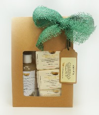 "1x FUNKY SOAP GIFT BOX ""BABY BOX"""