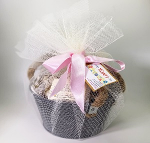 Mothers Day Gift Bath Basket