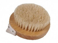 Natural Exfoliating Round Body Brush