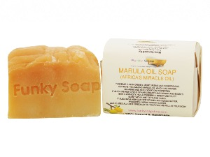Marula Oil (Africas Miracle Oil) Soap, Natural & Handmade, Approx 120g