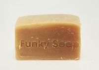 1 PIECE MALVA AND LEMON SHAMPOO FOR GREY AND BRIGHT HAIR, NATURAL & HANDMADE, APPROX 120G