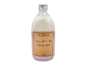 Argan Oil & Rose Bubble Bath, 500ml