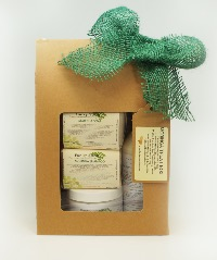 "1x FUNKY SOAP GIFT BOX ""MORINGA TREAT BOX"""