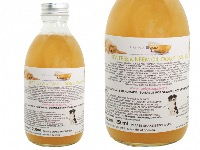 Tea Tree And Neem Oil Liquid Dog Shampoo, Glass Bottle of 250ml