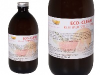 Eco- Clean Liquid Soap with Grapefruit, 1 Glass Bottle of 500ml