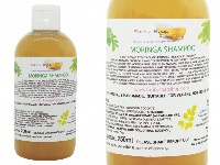 Liquid Moringa Shampoo, 1 Bottle of 250ml
