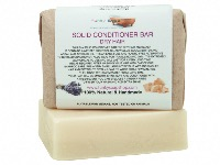 Solid Conditioner Bar For Dry Hair, 1 Bar of 95g